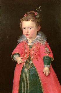 Eleanor Gonzaga, 1600 von Peter Paul Rubens