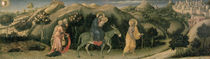 Adoration of the Magi Altarpiece by Gentile da Fabriano