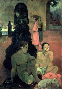 The Great Buddha, 1899 von Paul Gauguin