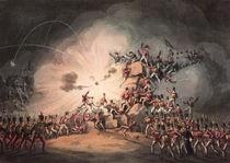 Storming of Ciudad Rodrigo by William Heath