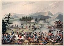 Battle of Barrosa, 5th March von William Heath