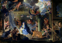Adoration of the Shepherds by Charles Le Brun