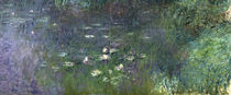 Waterlilies: Morning, 1914-18 by Claude Monet