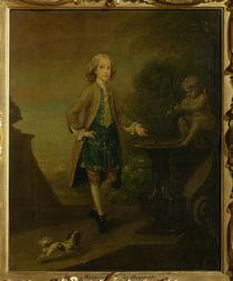 Horace Walpole, aged 10, 1727-8 by William Hogarth