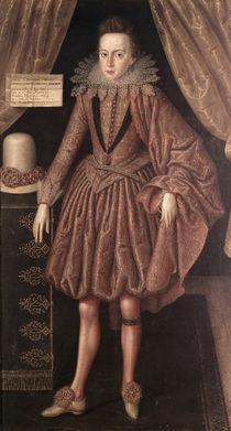 Charles I as Prince of Wales by Robert the Elder Peake