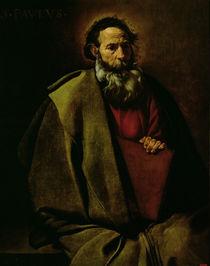 St. Paul, c.1619 by Diego Rodriguez de Silva y Velazquez