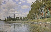 Zaandam 1871 von Claude Monet