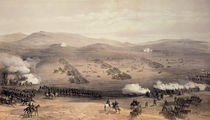 Charge of the Light Cavalry Brigade by William 'Crimea' Simpson