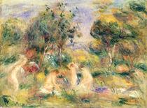 The Bathers von Pierre-Auguste Renoir