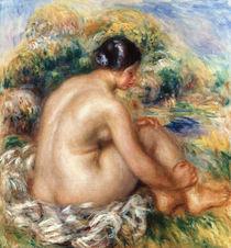 Bather, 1915 von Pierre-Auguste Renoir