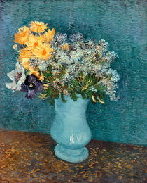 Vase of Flowers, 1887 von Vincent Van Gogh