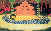 Composition, 1908 von Kazimir Severinovich Malevich