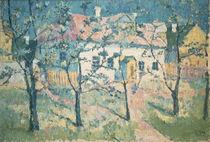 Spring, 1904 by Kazimir Severinovich Malevich