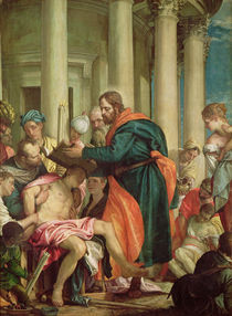 The Miracle of St. Barnabas von Veronese