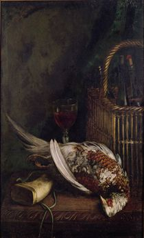 Still Life with a Pheasant