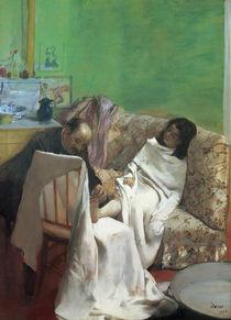 The Pedicure, 1873 by Edgar Degas
