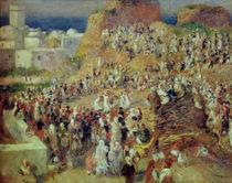 The Mosque, or Arab Festival von Pierre-Auguste Renoir