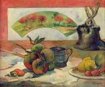 Still Life with a Fan, c.1889