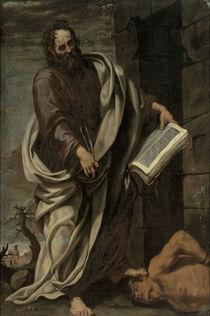 St. Bartholomew, 1620 by Luis Tristan de Escamilla