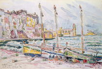 Collioure, 1929 by Paul Signac