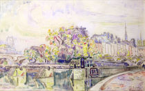Paris, 1923 by Paul Signac
