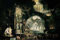 Hell, 1622 von Francois de Nome