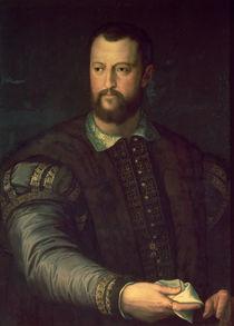Portrait of Cosimo I de' Medici 1559 by Agnolo Bronzino