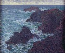 The Rocks at Belle-Ile, the Wild Coast