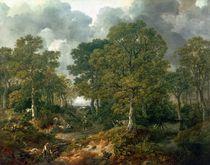Gainsborough's Forest , c.1748
