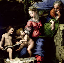 The Holy Family of the Oak Tree by Raphael
