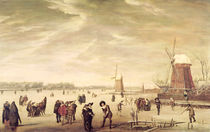 Games on the Ice von Pieter Codde