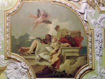 Humility, Indulgence and Truth by Giovanni Battista Tiepolo