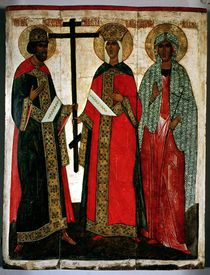 Icon depicting SS. Constantine by Dionisy