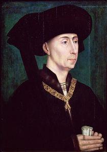 Philippe III le Bon, Duc de Bourgogne von Rogier van der Weyden