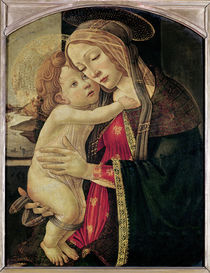 The Virgin and Child, c.1500 von Sandro Botticelli