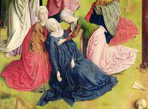 Triptych of the Crucifixion von Joos van Gent