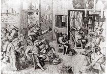 An Operation on the Head, 1577 by Jan Brueghel the Elder