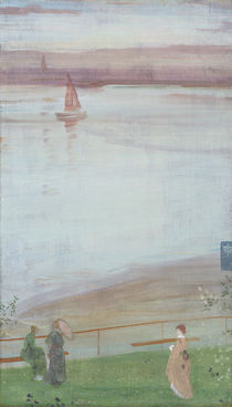 Variations in Violet and Green by James Abbott McNeill Whistler