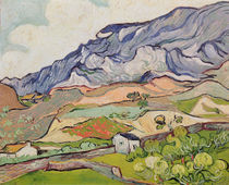 The Alpilles, 1890 by Unknown Artist