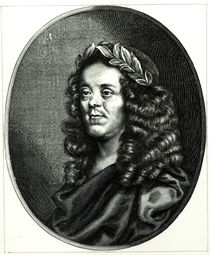 Sir William Davenant by English School