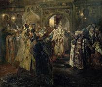 Arrest of the 'metropolitan' Philip by Sergey Timofeyevich Schelkovy