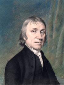 Portrait of Joseph Priestley by James Sharples