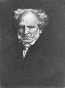 Arthur Schopenhauer by Franz Seraph von Lenbach