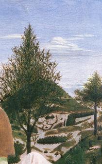 Baptism of Christ, 1450s by Piero della Francesca