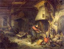 An Alchemist, 1611 by Adriaen Jansz. van Ostade