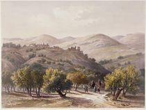 Samaria, engraved by Jean Jacottet by Dutch School