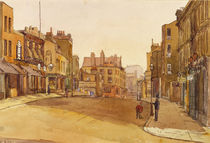 Kensington Church Street, 1892 by English School