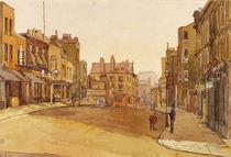 Kensington Church Street, 1892 by English School