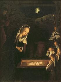 The Nativity at Night von Gerrit tot Sint Jans