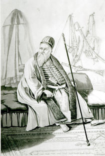 Portrait of Ali Pasha of Yannina by Joseph Cartwright